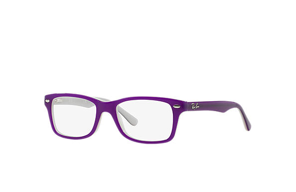 Ray-Ban 0RY1531-RB1531 Violet,Grey OPTICAL