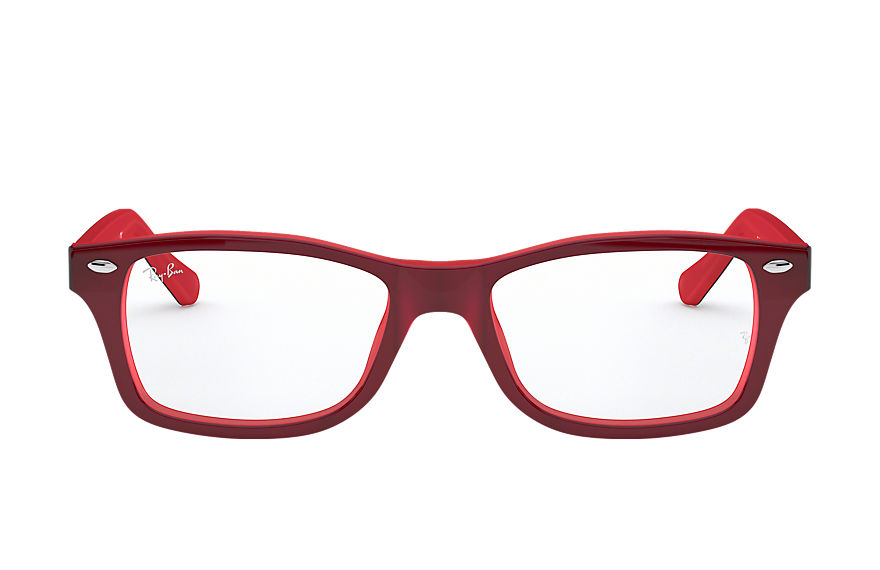 Ray-Ban  eyeglasses RY1531 CHILD 004 rb1531 red 8053672051988