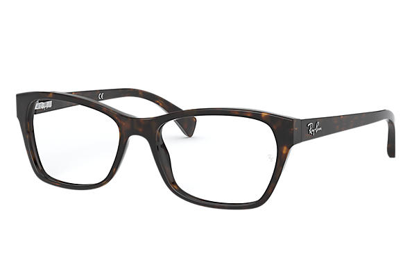 d9fc4eefd3 Ray-Ban prescription glasses RB5298 Tortoise - Acetate ...