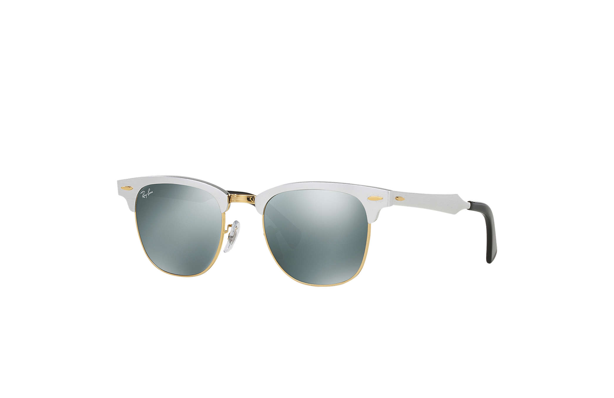 ray ban clubmaster noir argent