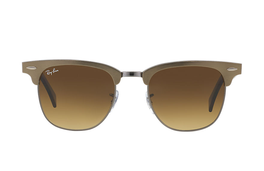 Ray-Ban  sunglasses RB3507 UNISEX 003 clubmaster aluminum bronze copper 8053672097702