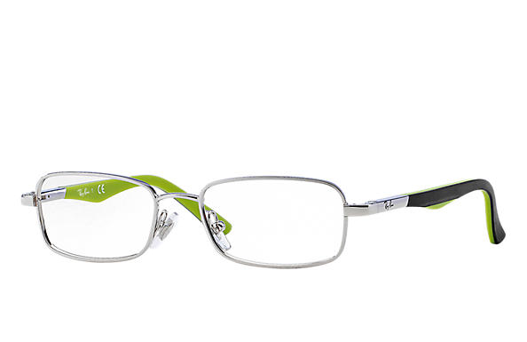 Ray-Ban 0RY1035-RB1035 Silver; Black,Green OPTICAL