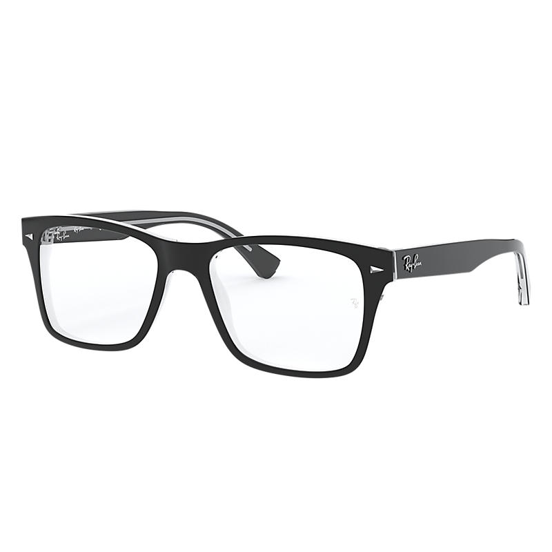 Image of Ray-Ban Black Eyeglasses - Rb5308
