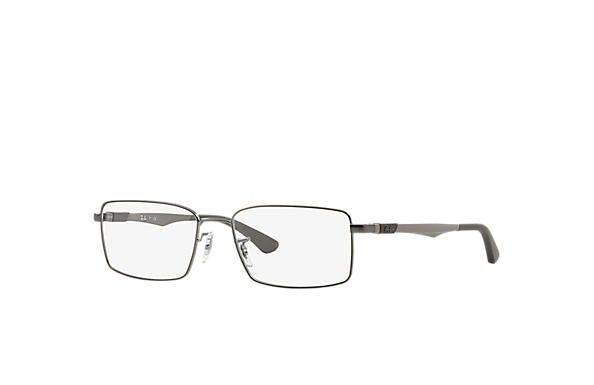Ray-Ban 0RX6275-RB6275 Gunmetal; Bronze-Copper OPTICAL