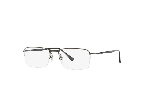 Ray-Ban 0RX8721-RB8721 Gunmetal OPTICAL