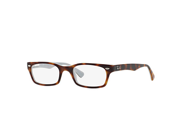 Ray-Ban 0RX5150-RB5150 Tortoise,Blue OPTICAL