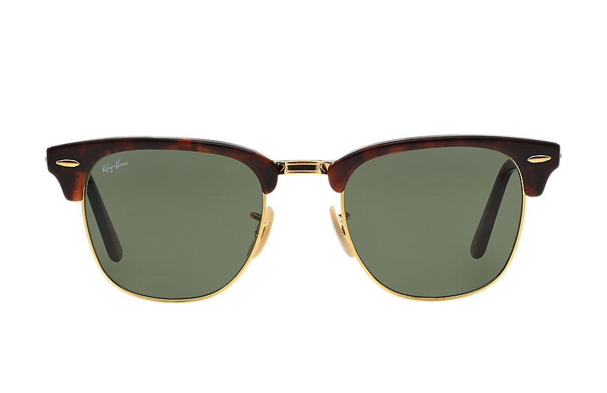 Ray-Ban  sunglasses RB2176 UNISEX 004 clubmaster folding tortoise 8053672125603