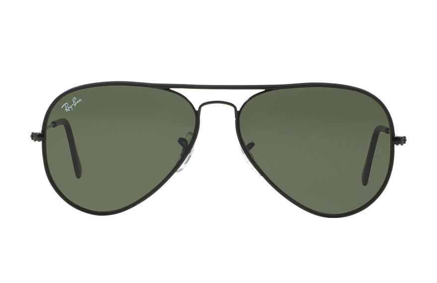 Ray-Ban  sunglasses RB3025JM UNISEX 002 aviator full color 블랙 8053672130263