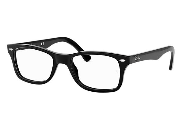 Ray-Ban 0RX5228F-RB5228F Black OPTICAL
