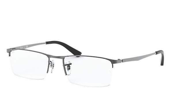 87c09e55a4c Ray-Ban eyeglasses RB6281D Gunmetal - Metal - 0RX6281D262055
