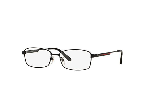 Ray-Ban 0RX8722D-RB8722D Black OPTICAL