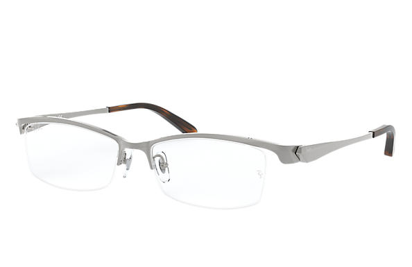 Ray-Ban 0RX8723D-RB8723D Grey OPTICAL