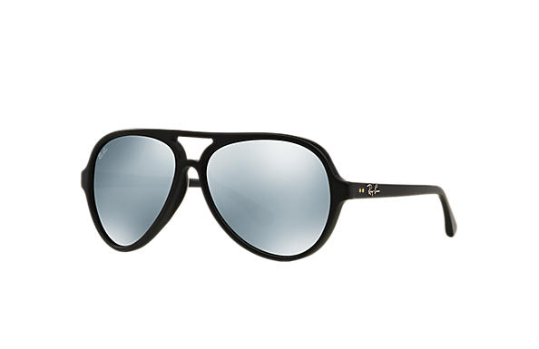 Ray-Ban 0RB4125F-CATS 5000 黑色 SUN