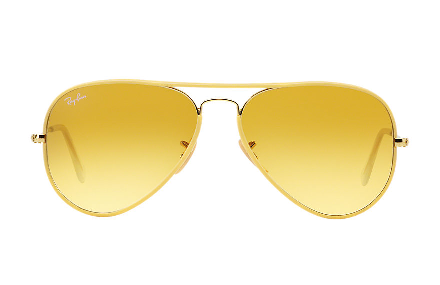 Ray-Ban  sunglasses RB3025JM UNISEX 001 aviator full color yellow 8053672164688