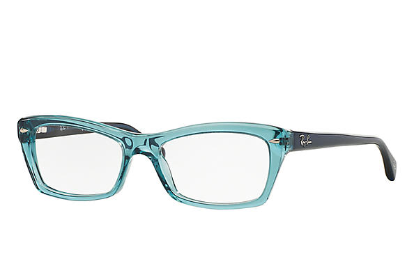 Ray-Ban 0RX5255-RB5255 Light Blue; Blue OPTICAL