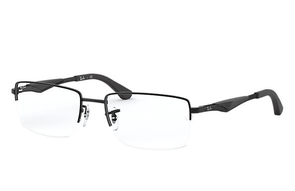 Ray-Ban 0RX6285-RB6285 Black OPTICAL