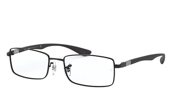 Ray-Ban 0RX6286-RB6286 Negro; Gris OPTICAL