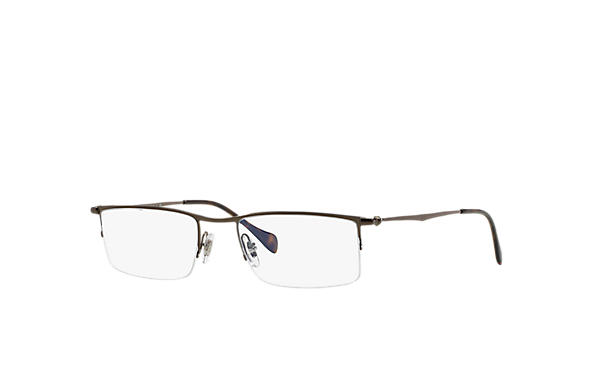 Ray-Ban 0RX6291-RB6291 Brown OPTICAL