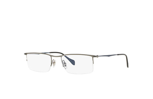 Ray-Ban 0RX6291-RB6291 Gunmetal; Azul OPTICAL