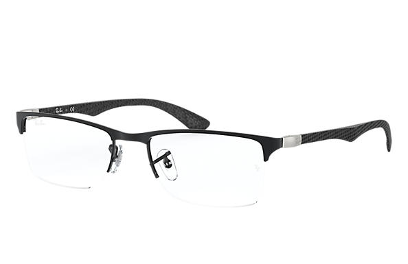 Ray-Ban 0RX8413-RB8413 Noir OPTICAL