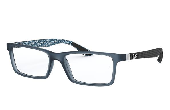 872230c6774b7 Ray-Ban prescription glasses RB8901 Blue - Carbon Fibre ...
