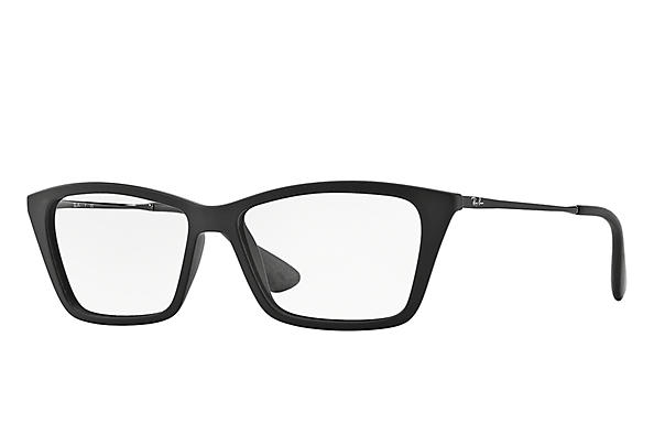 Ray-Ban 0RX7022-Shirley Black OPTICAL