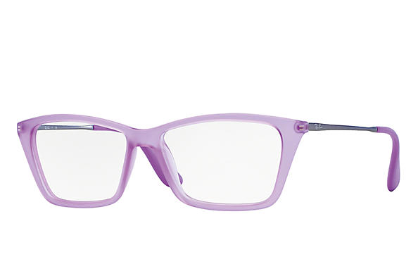 Ray-Ban 0RX7022-Shirley Violeta; Chumbo OPTICAL