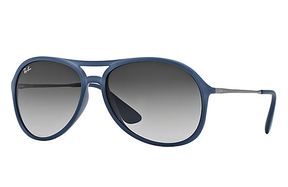 Ray-Ban 0RB4201-ALEX Blue; Gunmetal SUN