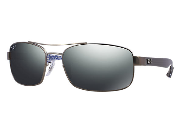 Ray-Ban 0RB8316-RB8316 Gunmetal; Black,Multicolor SUN
