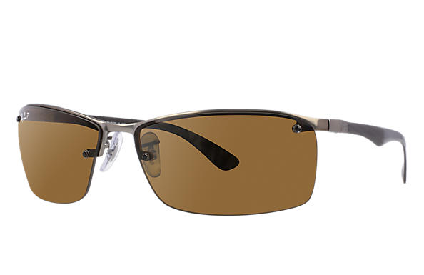 Ray-Ban 0RB8315-RB8315 Staalgrijs; Zwart SUN