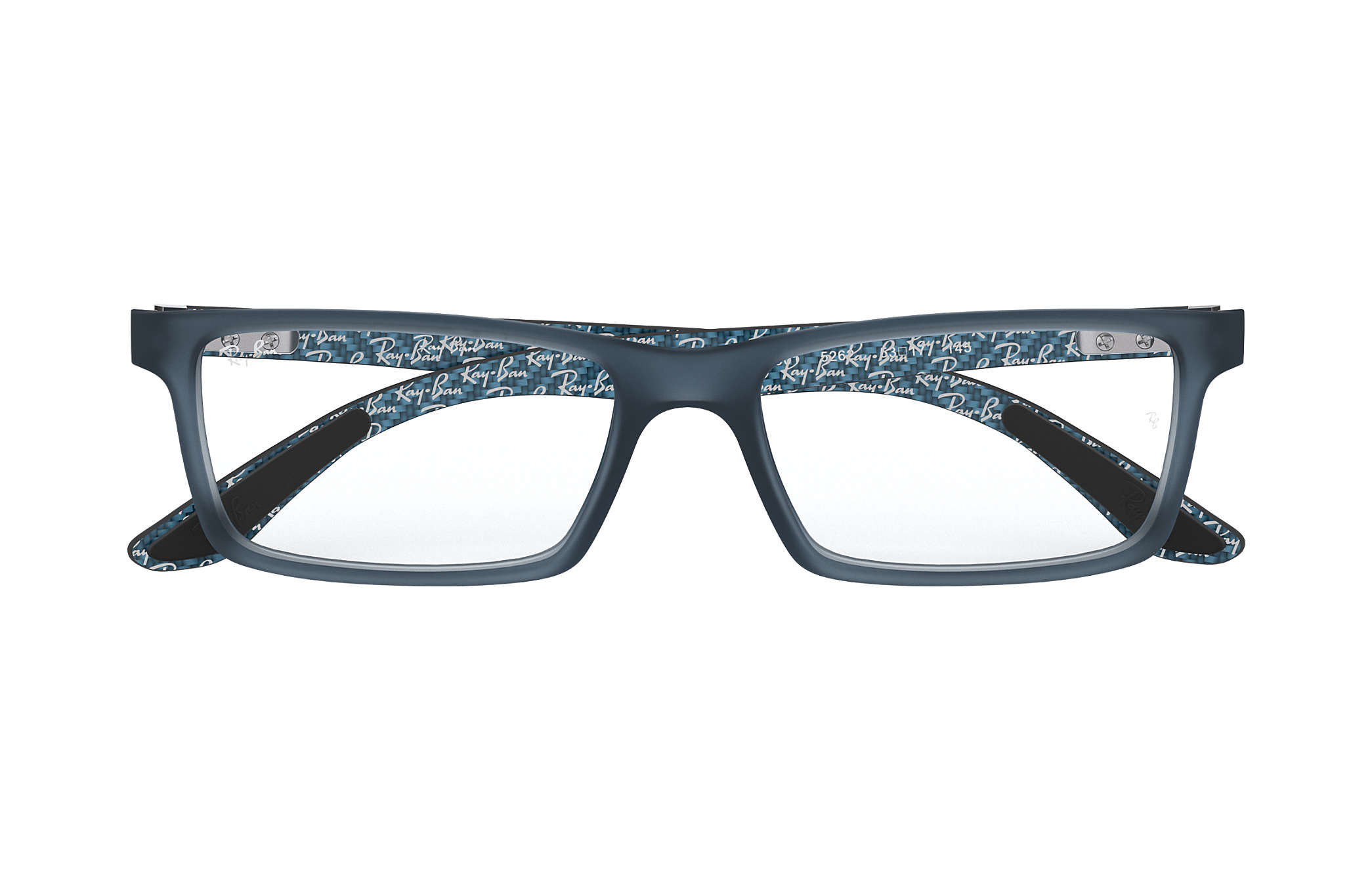 0c4daf83b9 Ray-Ban prescription glasses RB8901 Blue - Carbon Fibre ...