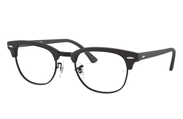 2edbd1a9954 Ray-Ban prescription glasses Clubmaster Optics RB5154 Black ...