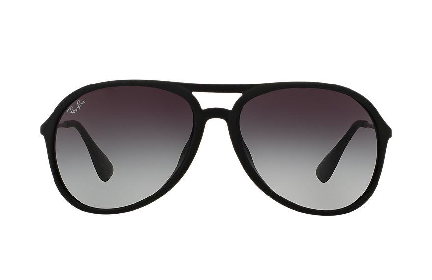 Ray-Ban  sunglasses RB4201F UNISEX 001 alex 黑色 8053672204537