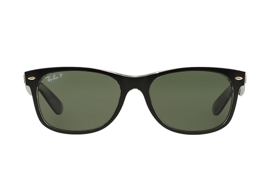 Ray-Ban  sunglasses RB2132 UNISEX 026 new wayfarer classic black 8053672210798