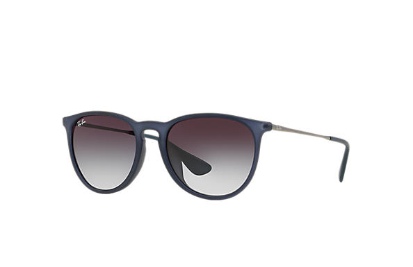 Ray-Ban 0RB4171F-ERIKA COLOR MIX Blue; Silver SUN