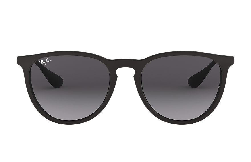 Ray-Ban  sunglasses RB4171F UNISEX 013 erika classic low bridge fit black 8053672212907