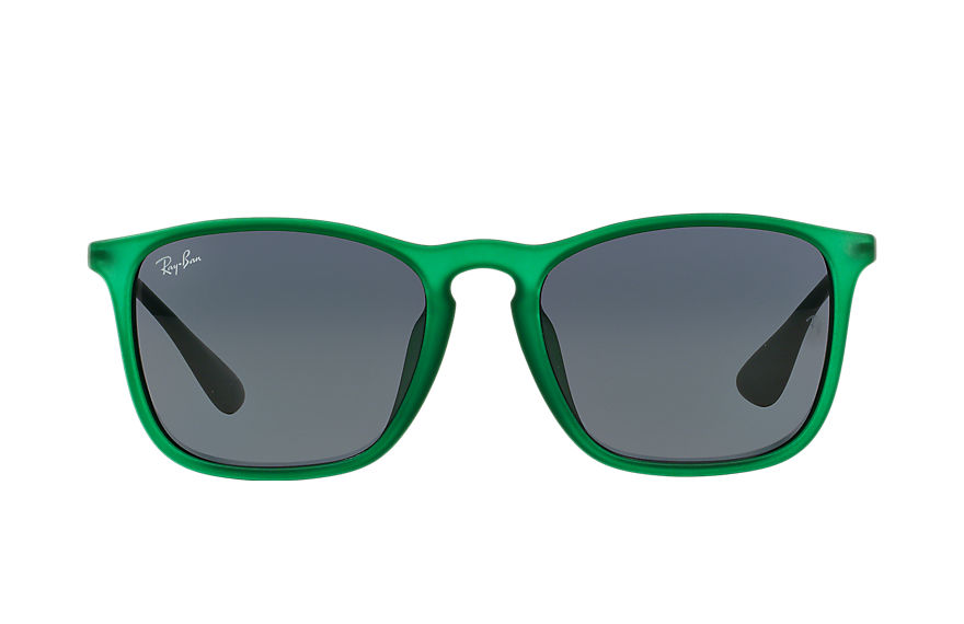 Ray-Ban  sunglasses RB4187F UNISEX 004 chris 綠色 8053672213478