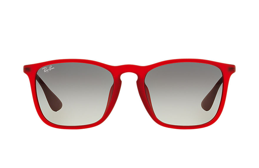 Ray-Ban  sunglasses RB4187F UNISEX 005 chris 紅色 8053672213485