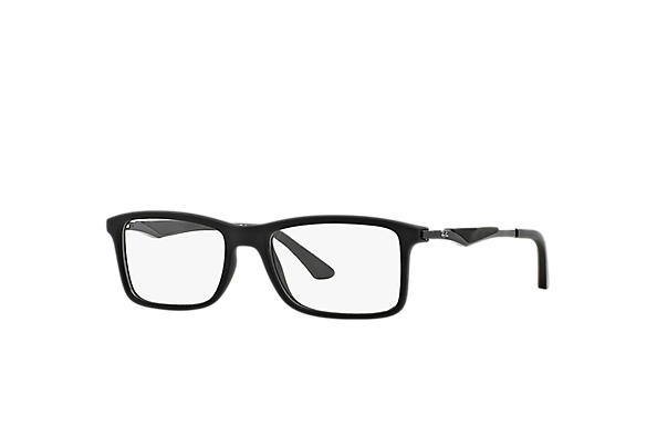 Ray-Ban 0RX7023-RB7023 Black OPTICAL