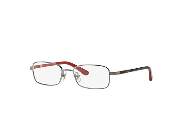 Ray-Ban 0RY1037-RB1037 Gunmetal; Black,Red OPTICAL
