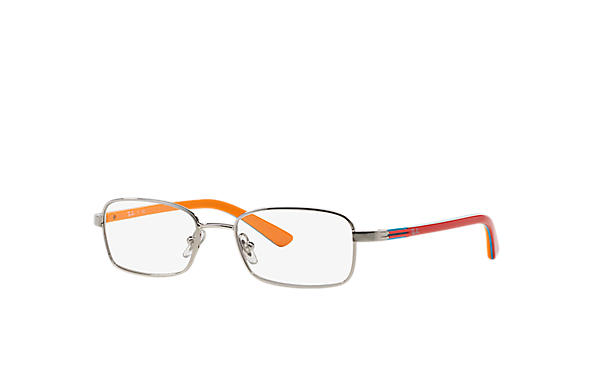 Ray-Ban 0RY1037-RB1037 Silver; Orange OPTICAL