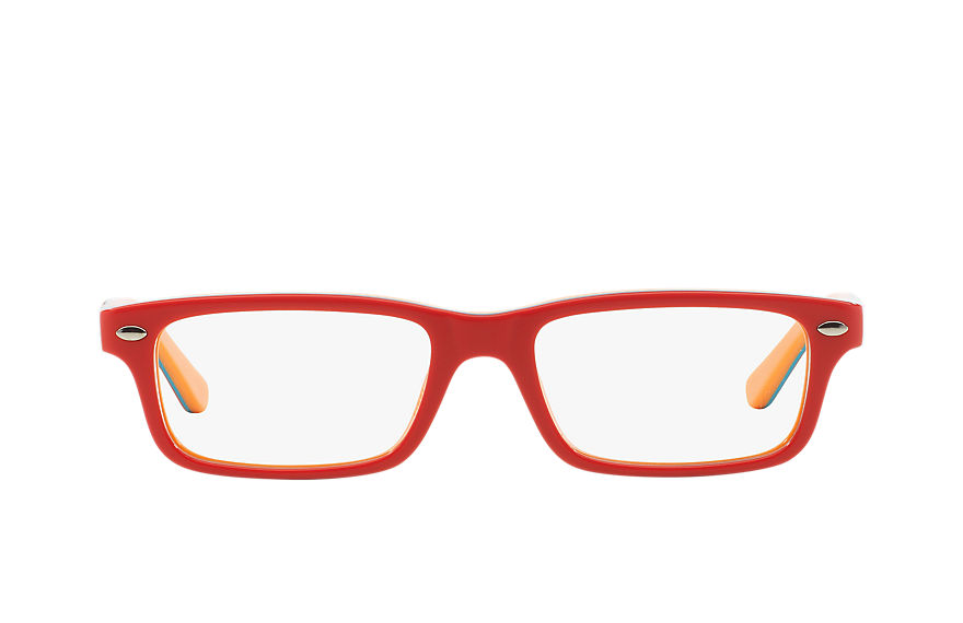 Ray-Ban Eyeglasses RB1535 Red