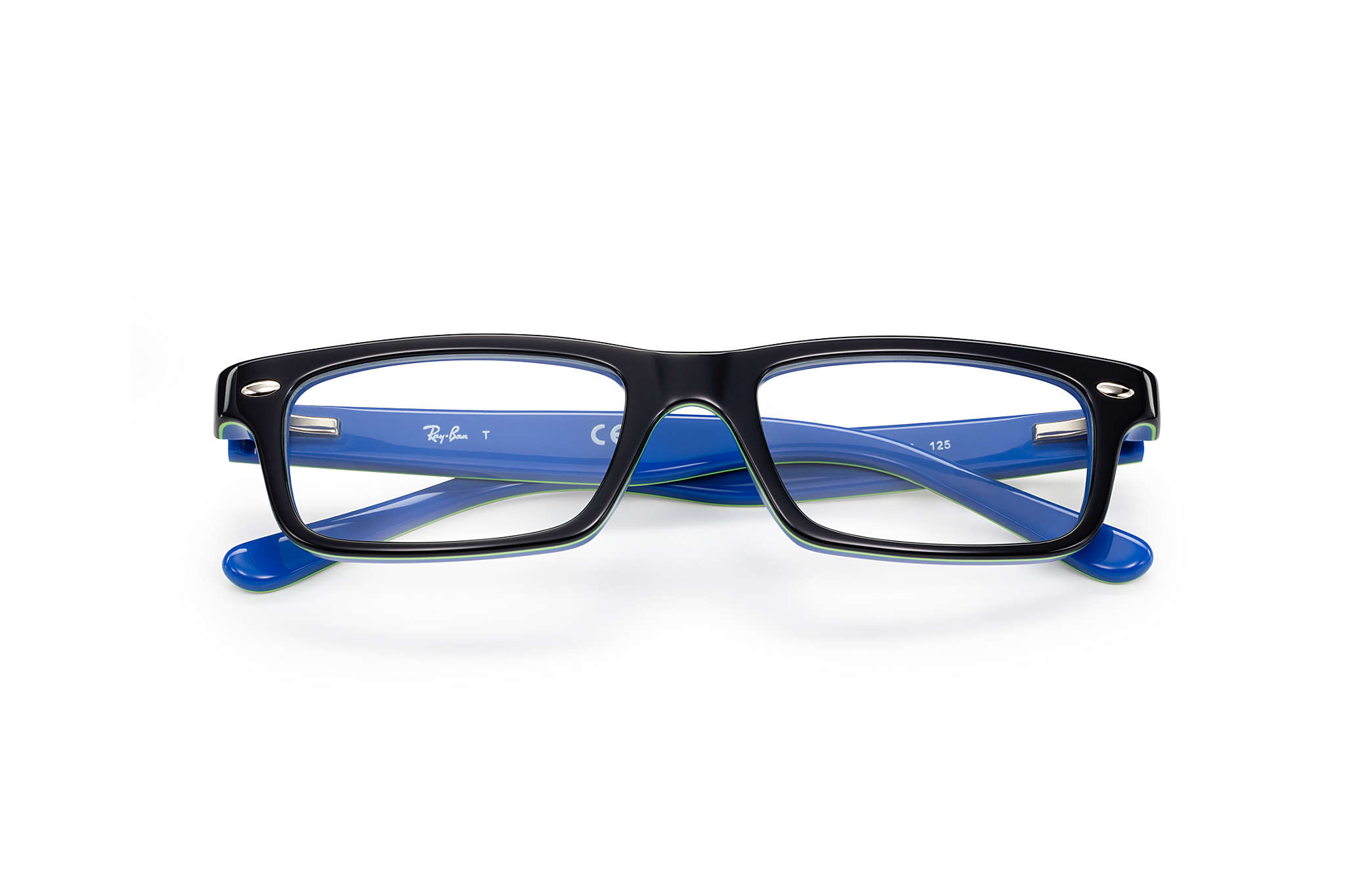 55fc2aaebb866 Ray-Ban eyeglasses RY1535 Grey - Acetate - 0RY1535360048