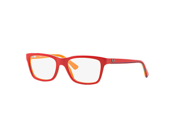 Ray-Ban 0RY1536-RB1536 Red,Orange OPTICAL