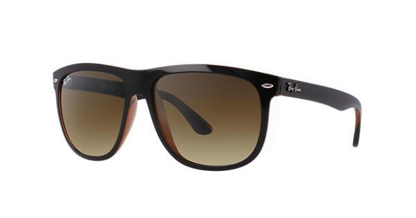 81df409240 Ray-Ban RB4147 Black - Nylon - Brown Lenses - 0RB414760958560