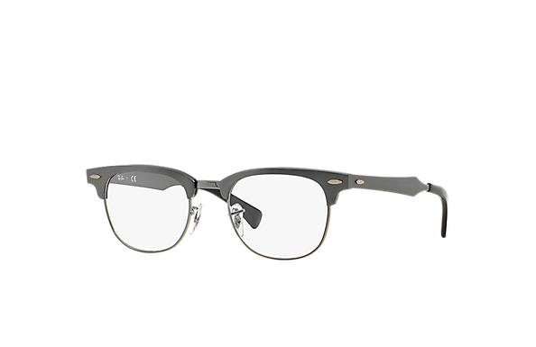 aea1b8054b541 Óculos de grau Ray-Ban RB6295 Chumbo - Alumínio - 0RX6295280851 ...