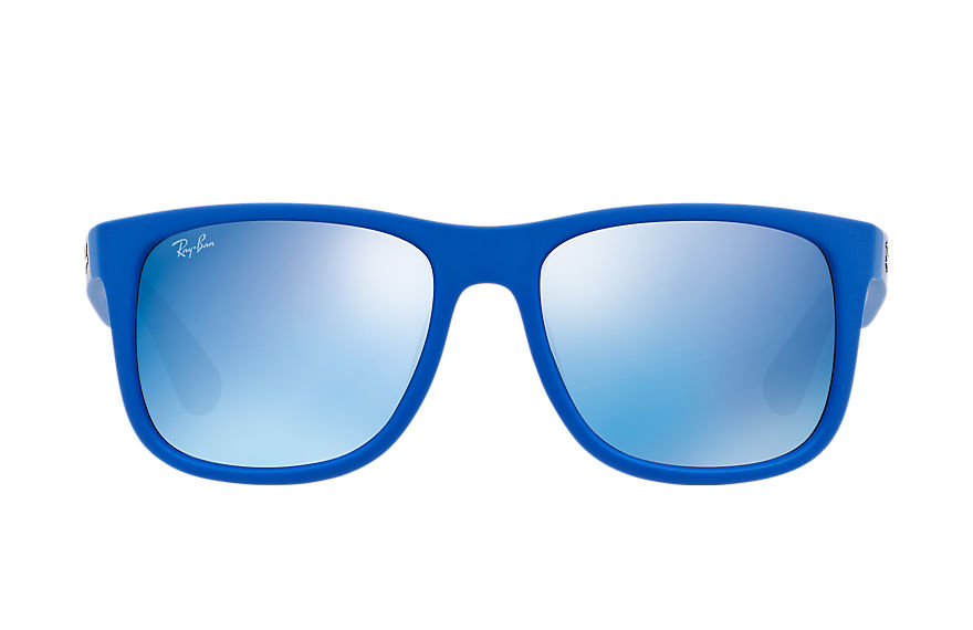 Ray-Ban  sunglasses RB4165F UNISEX 002 justin classic 연청색 8053672231540