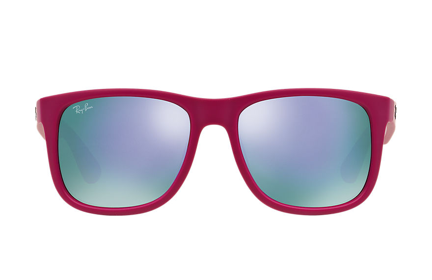 Ray-Ban  sunglasses RB4165F UNISEX 003 贾斯丁·经典 紫罗兰色 8053672231557