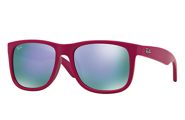 Ray-Ban 0RB4165F-JUSTIN CLASSIC Violet SUN