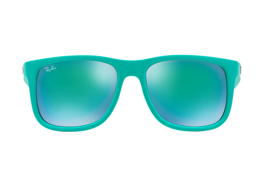 Ray-Ban  sunglasses RB4165F UNISEX 004 贾斯丁·经典 绿色 8053672231564